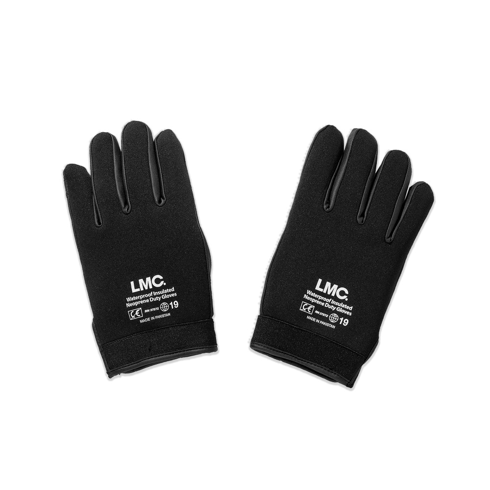 LMC NEOPRENE GLOVE REMADE BY LMC black