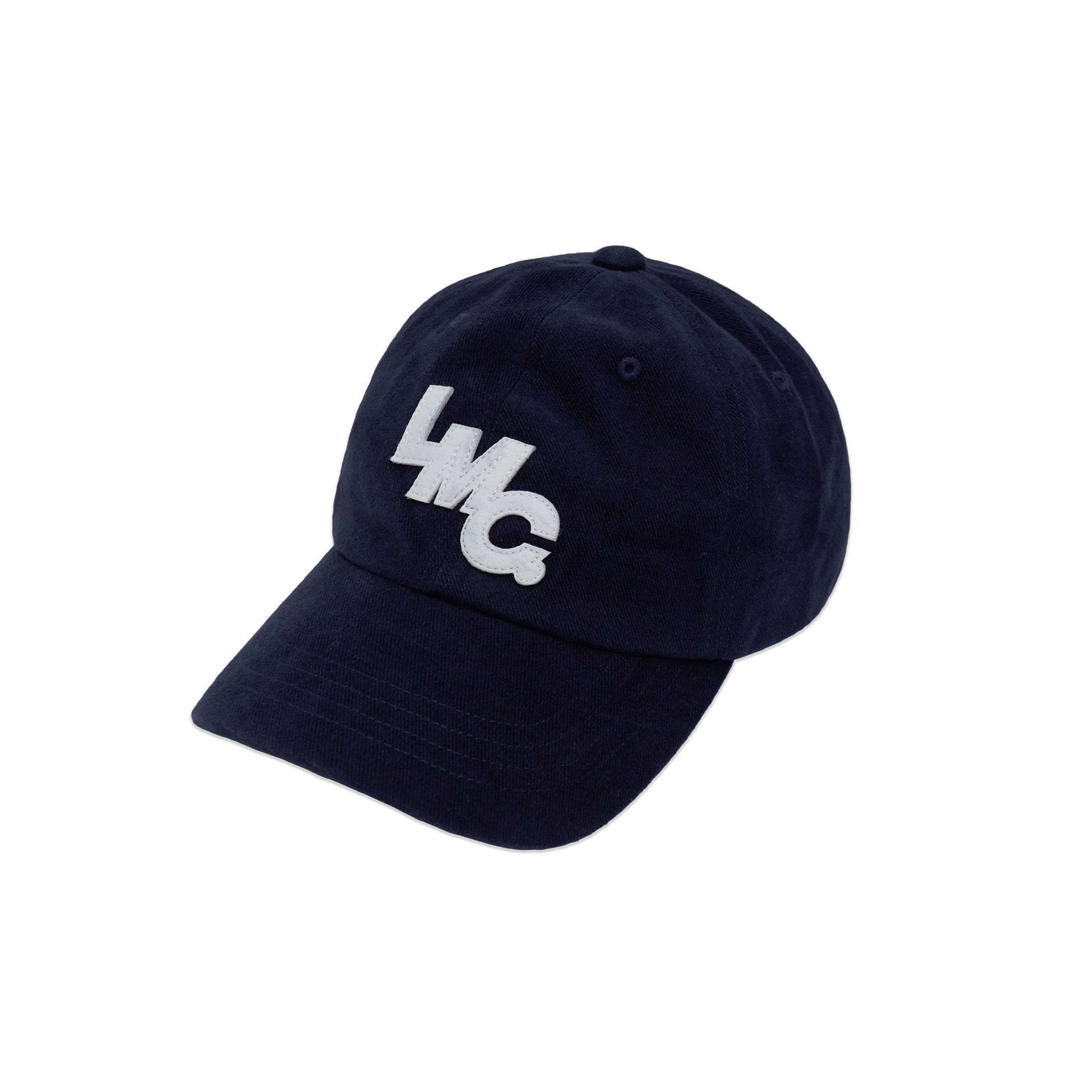 LMC MASS 6 PANEL CAP navy