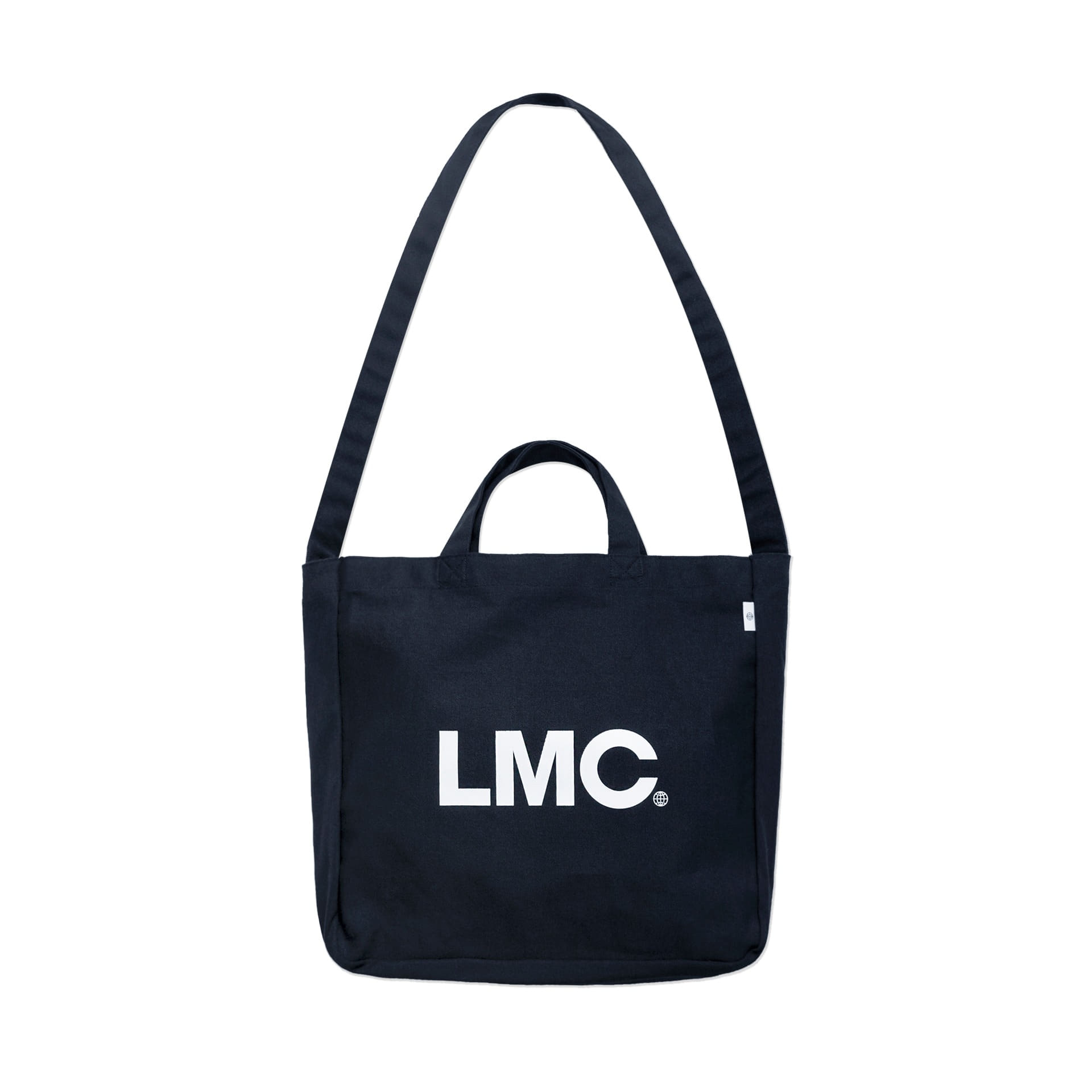LMC OG CANVAS ECO BAG navy