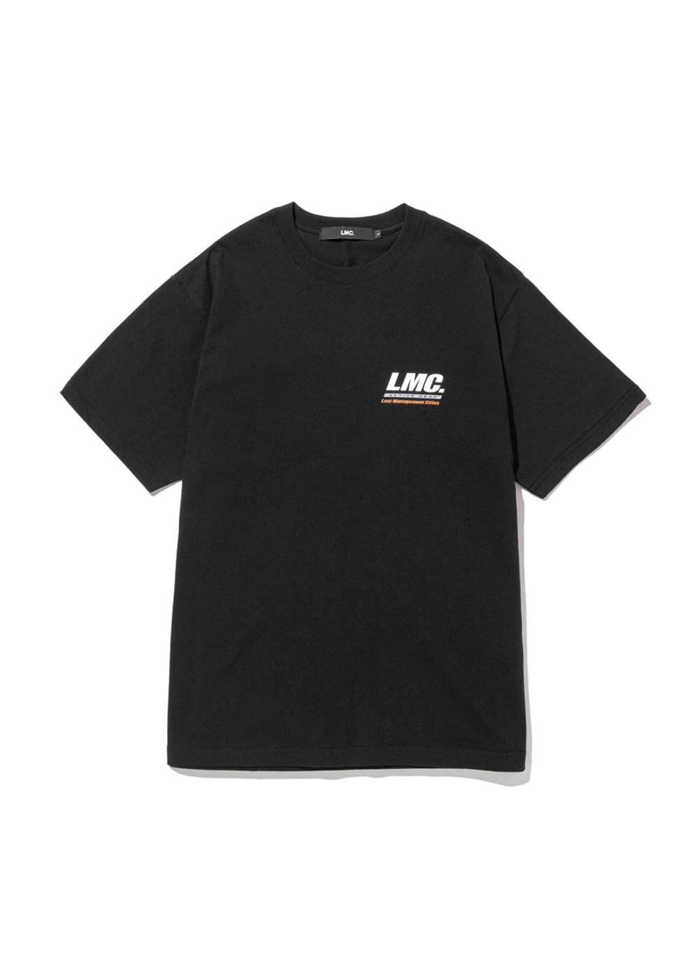 LMC ACTIVE GEAR TEE black