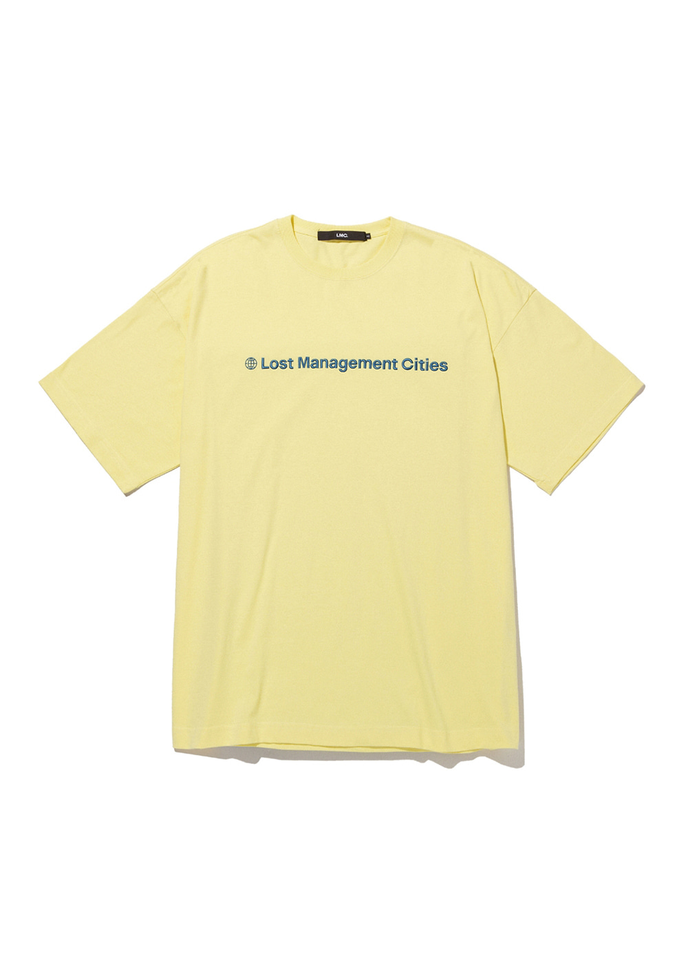 LMC FN OG OVERSIZED TEE lt. yellow