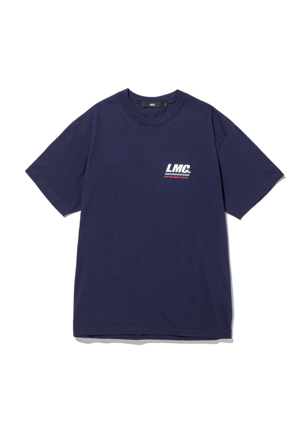 LMC ACTIVE GEAR TEE navy