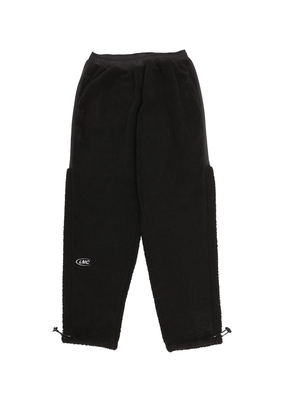 LMC BOA FLEECE SOLID PANTS black