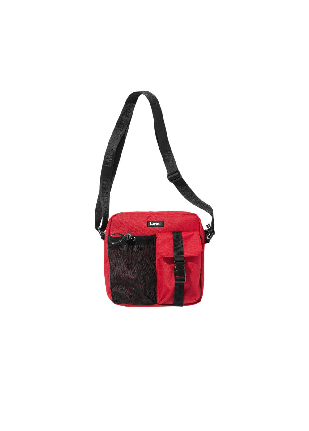 LMC MINI CROSS BAG red