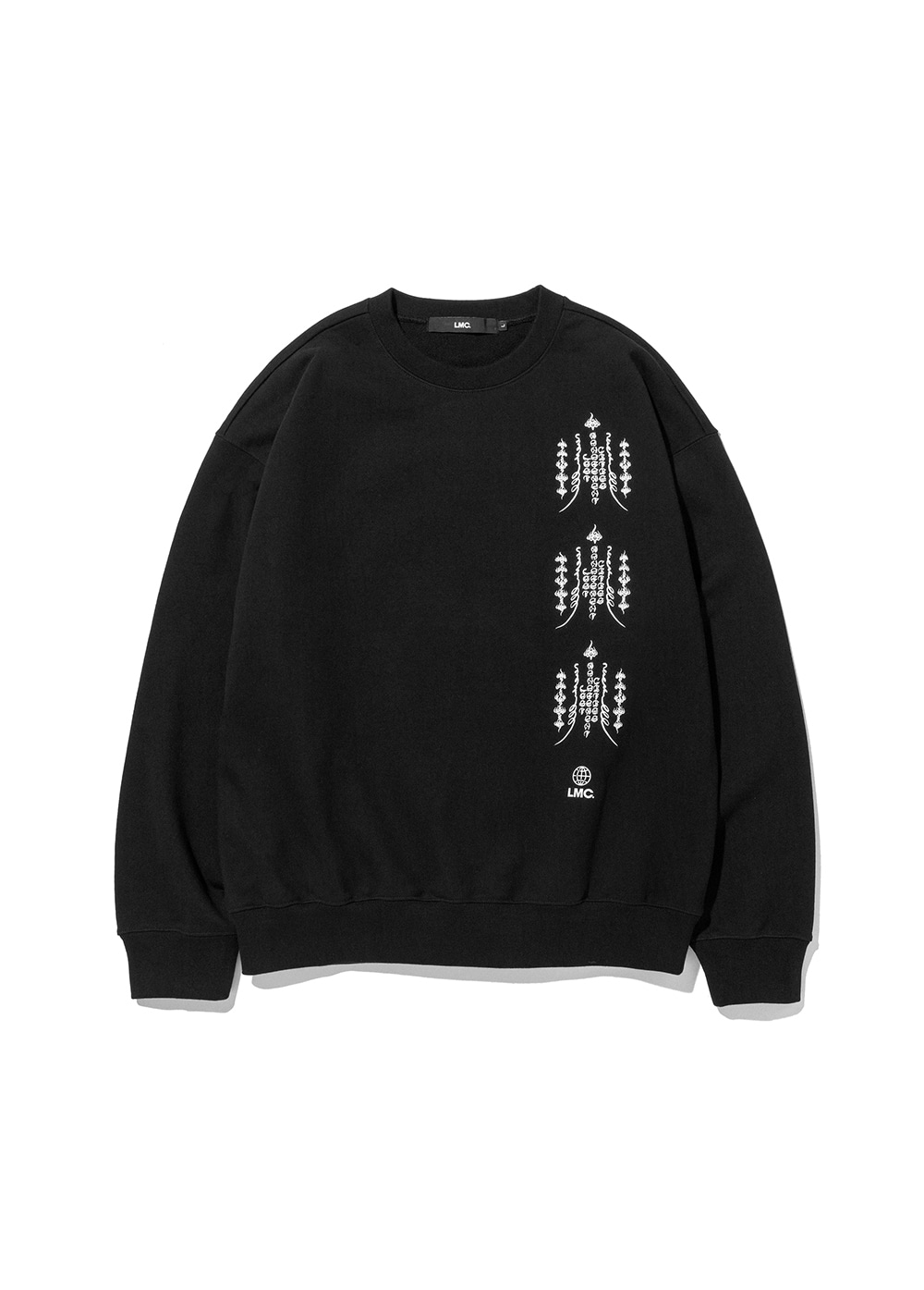 LMC FOR JODAE OVERSIZED SWEATSHIRT black