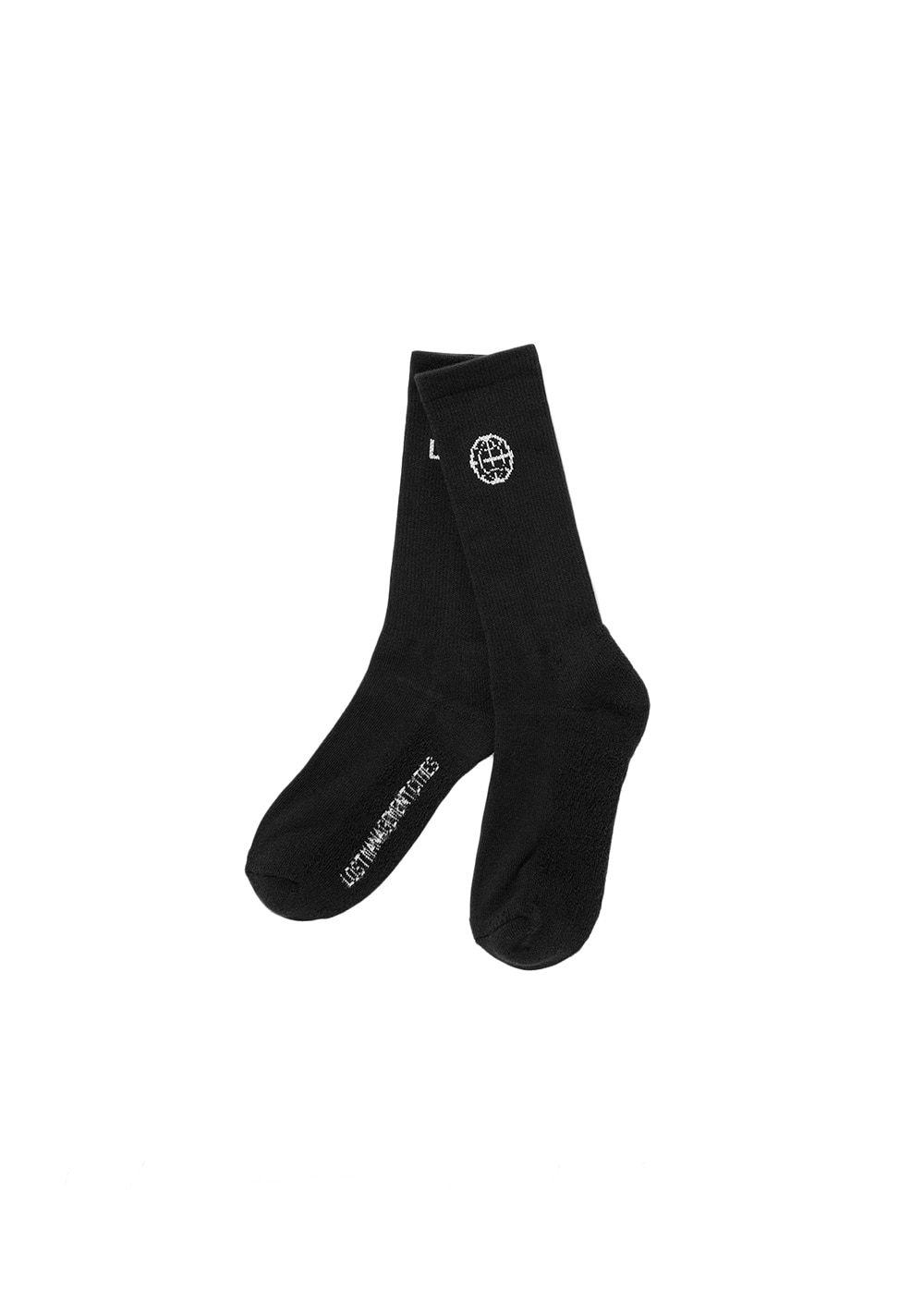 LMC BASIC SOCKS black