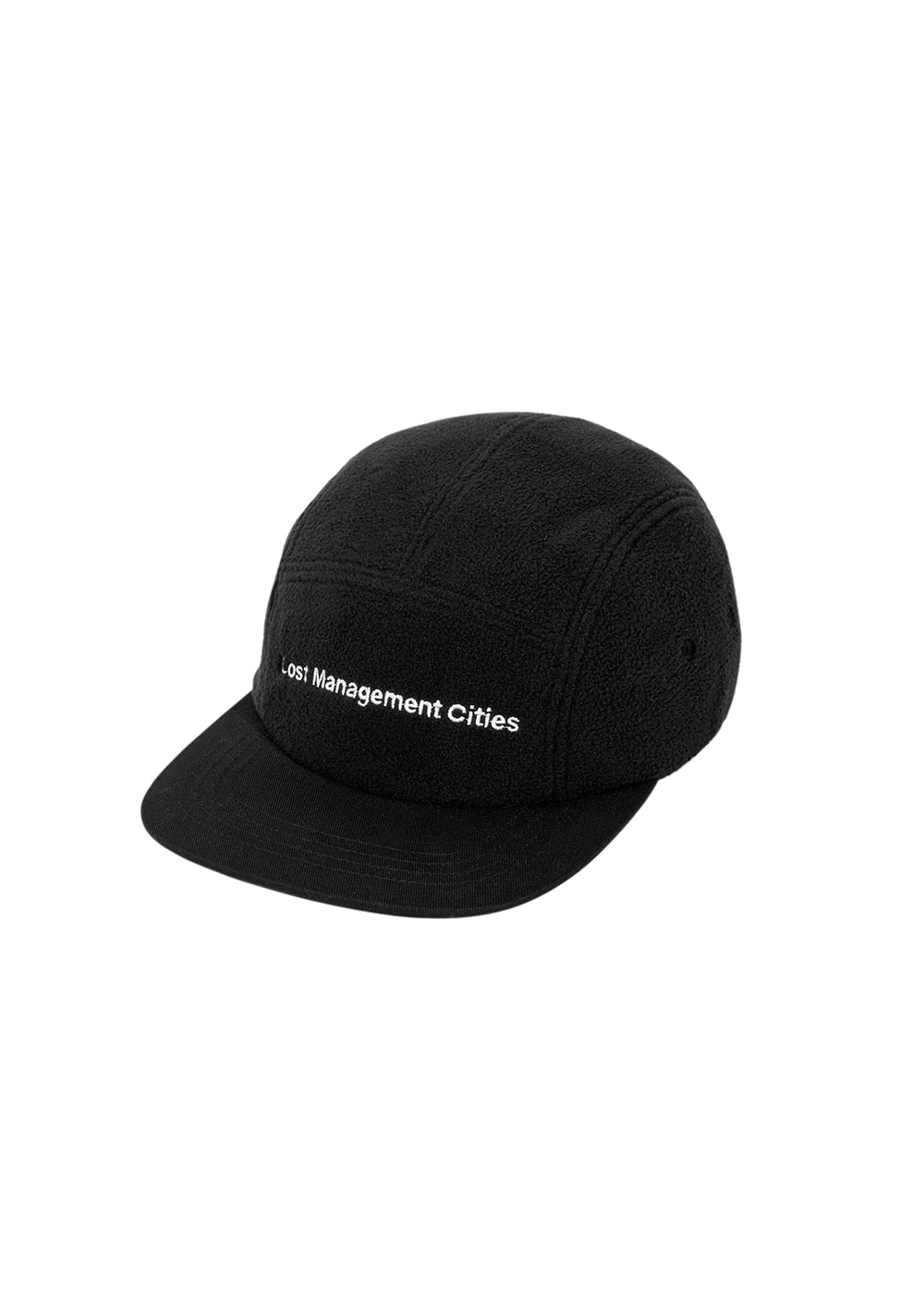 LMC FN FLEECE CAMP CAP black