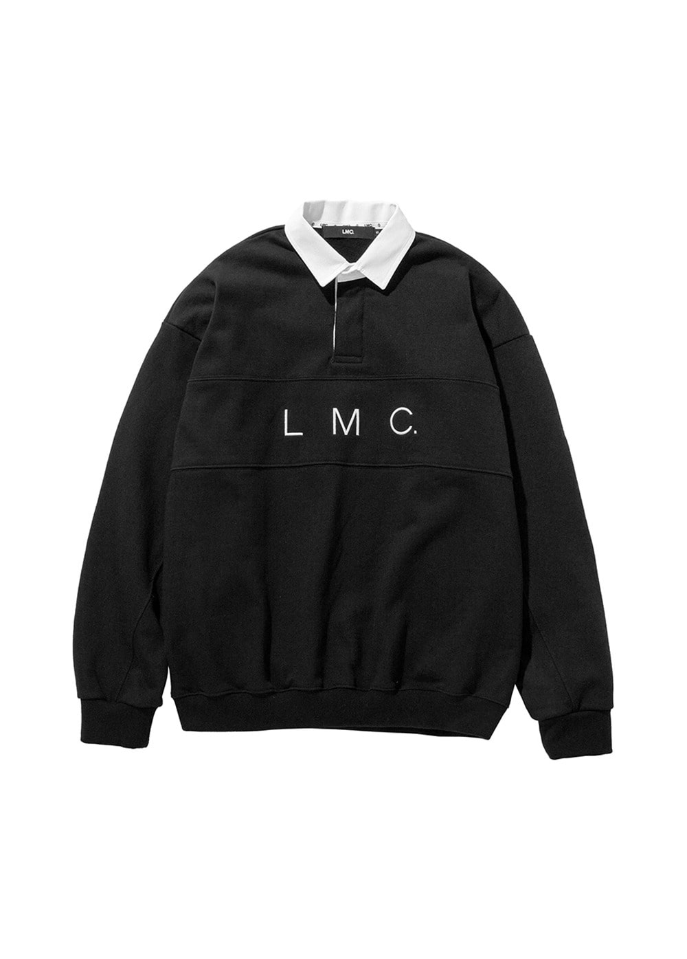 LMC RUGBY OVERSIZED SWEATSHIRT black