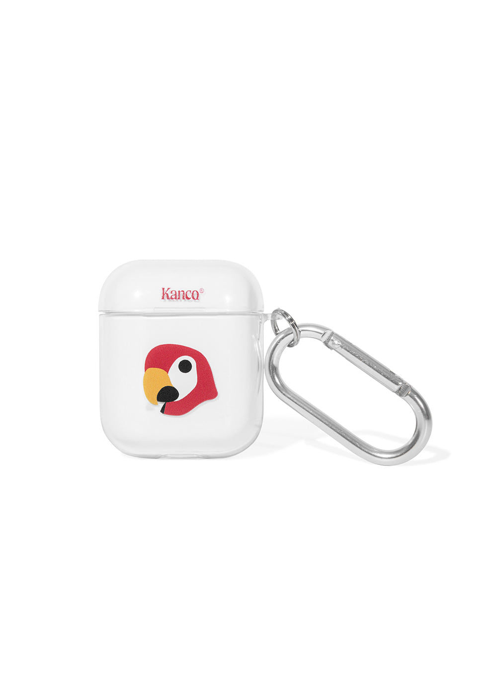 KANCO SYMBOL AIRPODS CASE clear