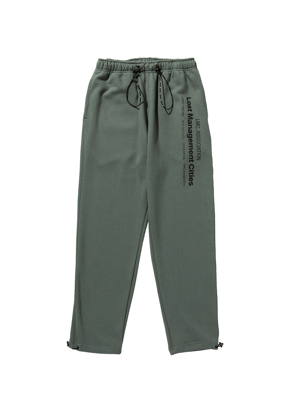 LMC MIL SWEAT PANTS olive