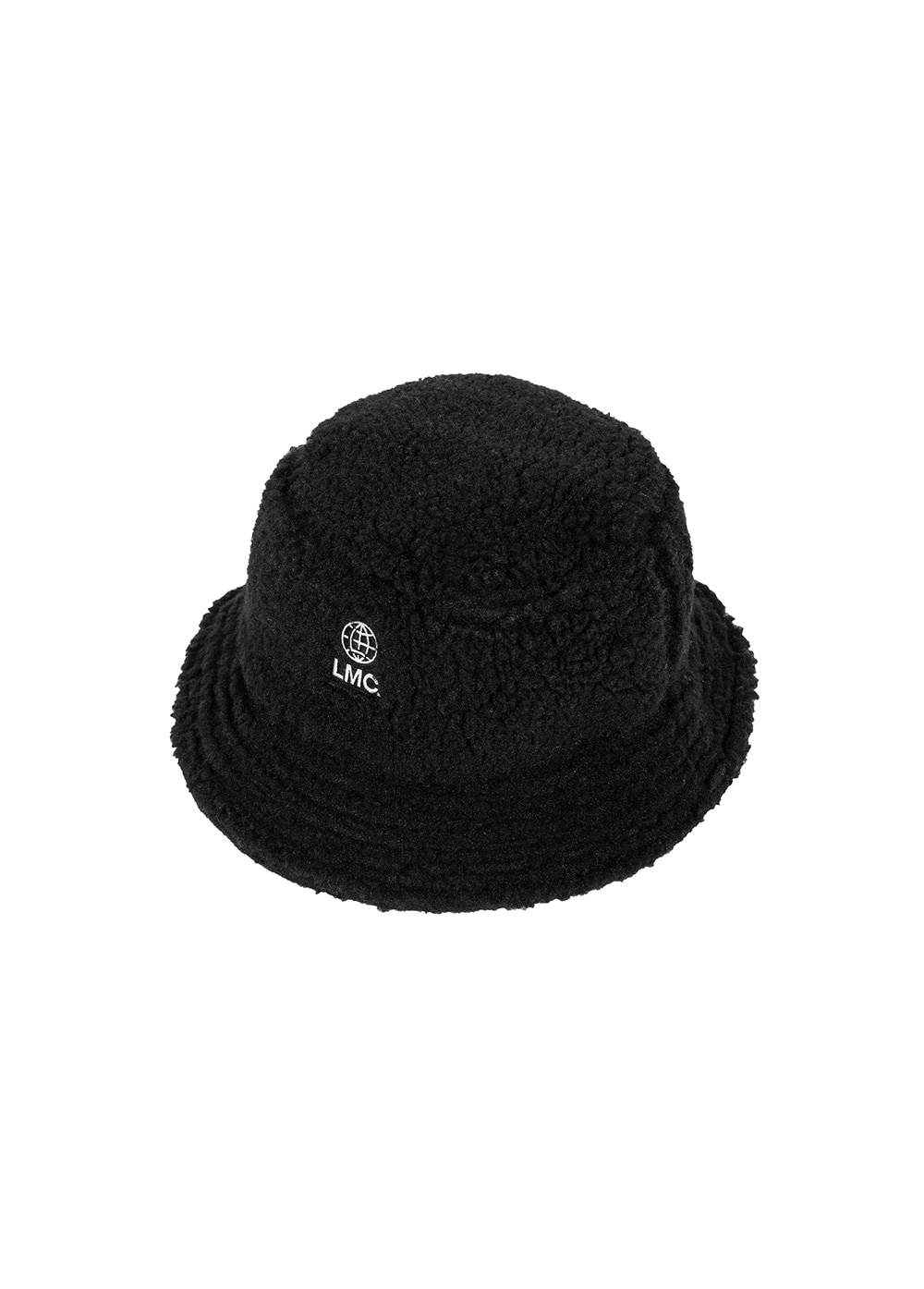 LMC BOA FLEECE BUCKET HAT black