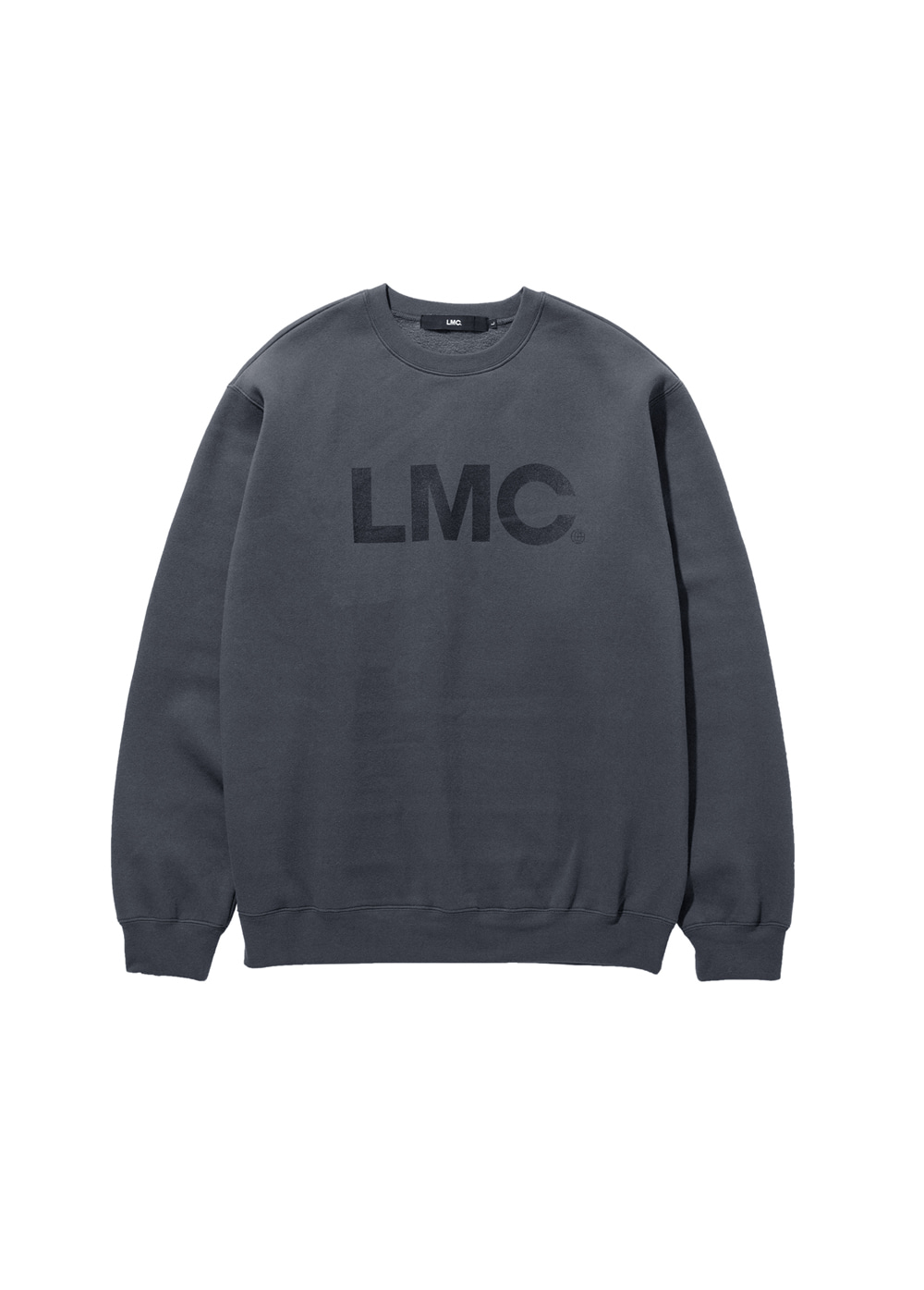 LMC OG WHEEL SWEATSHIRT dark gray