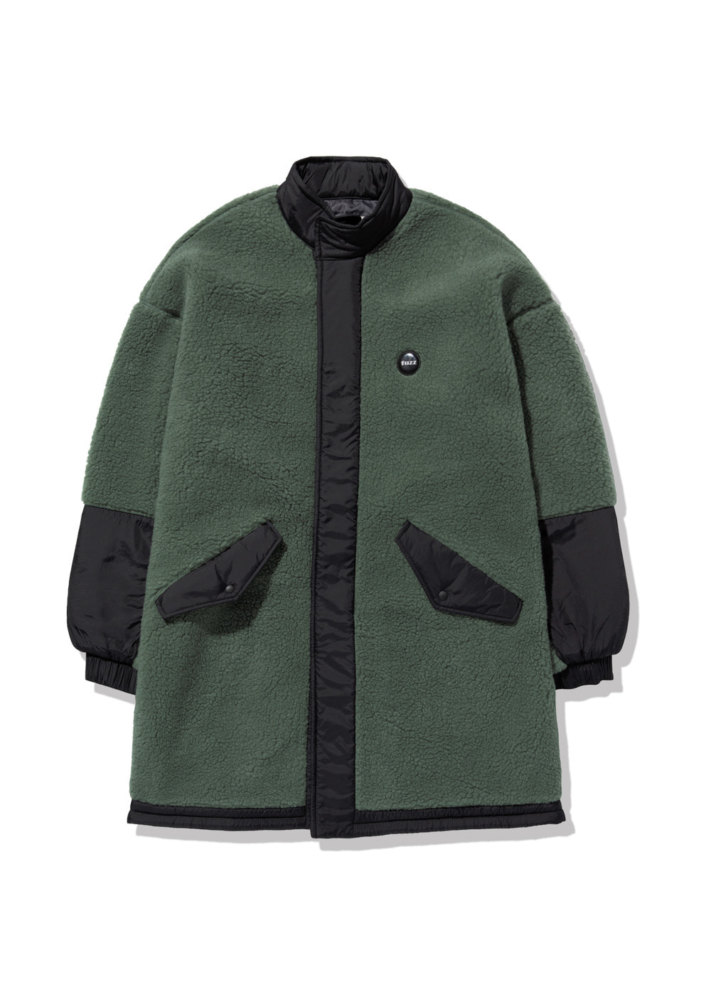 FUZZ BOA M65 COAT light olive