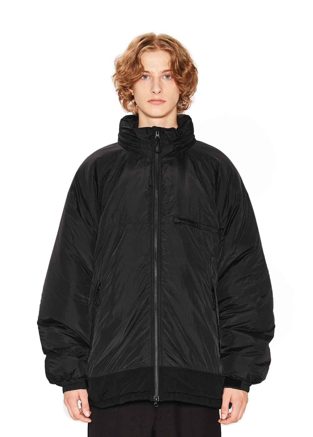 PCU LEVEL 7 PADDED PARKA black