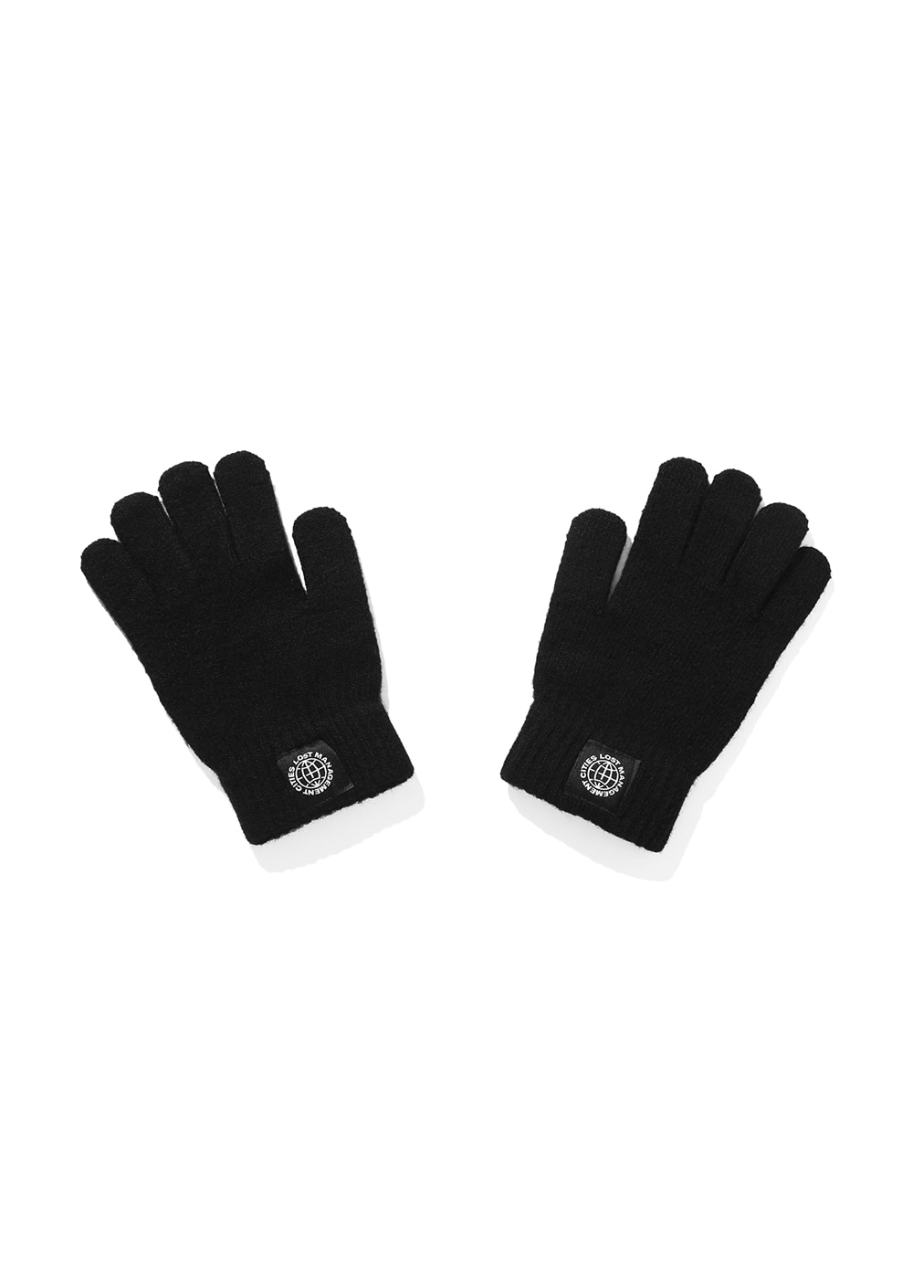 LMC SMART TOUCH KNIT GLOVE black