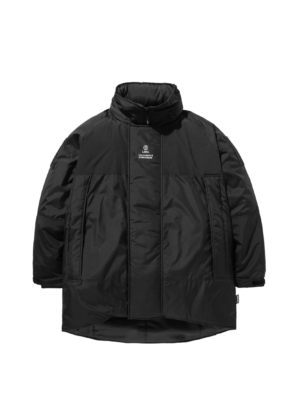 LMC GLOBE MONSTER THINSULATE PARKA black