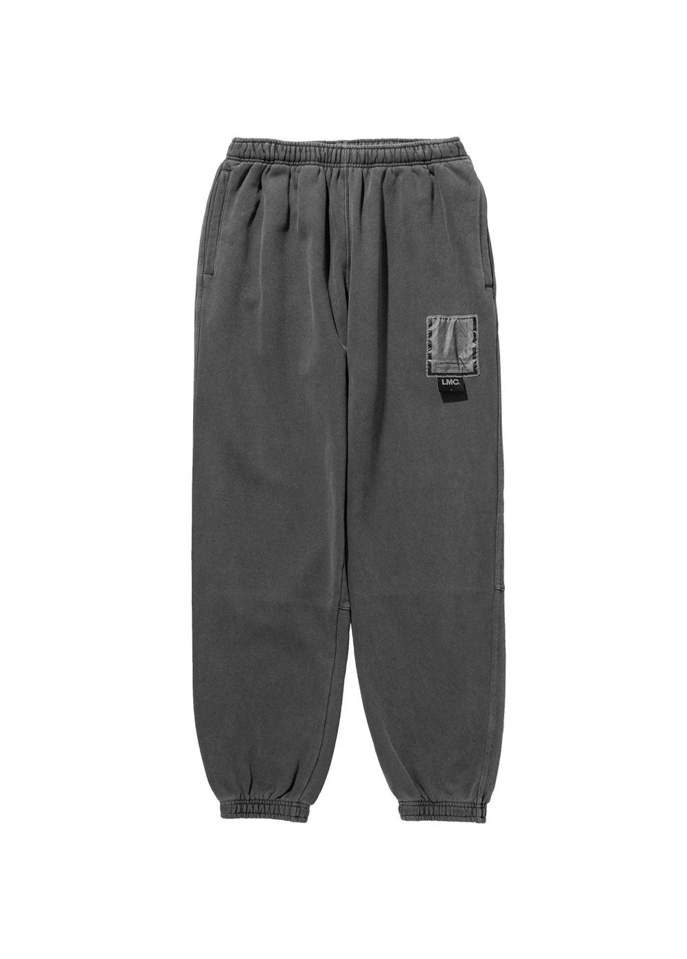 LMC LABEL SWEAT PANTS dk gray