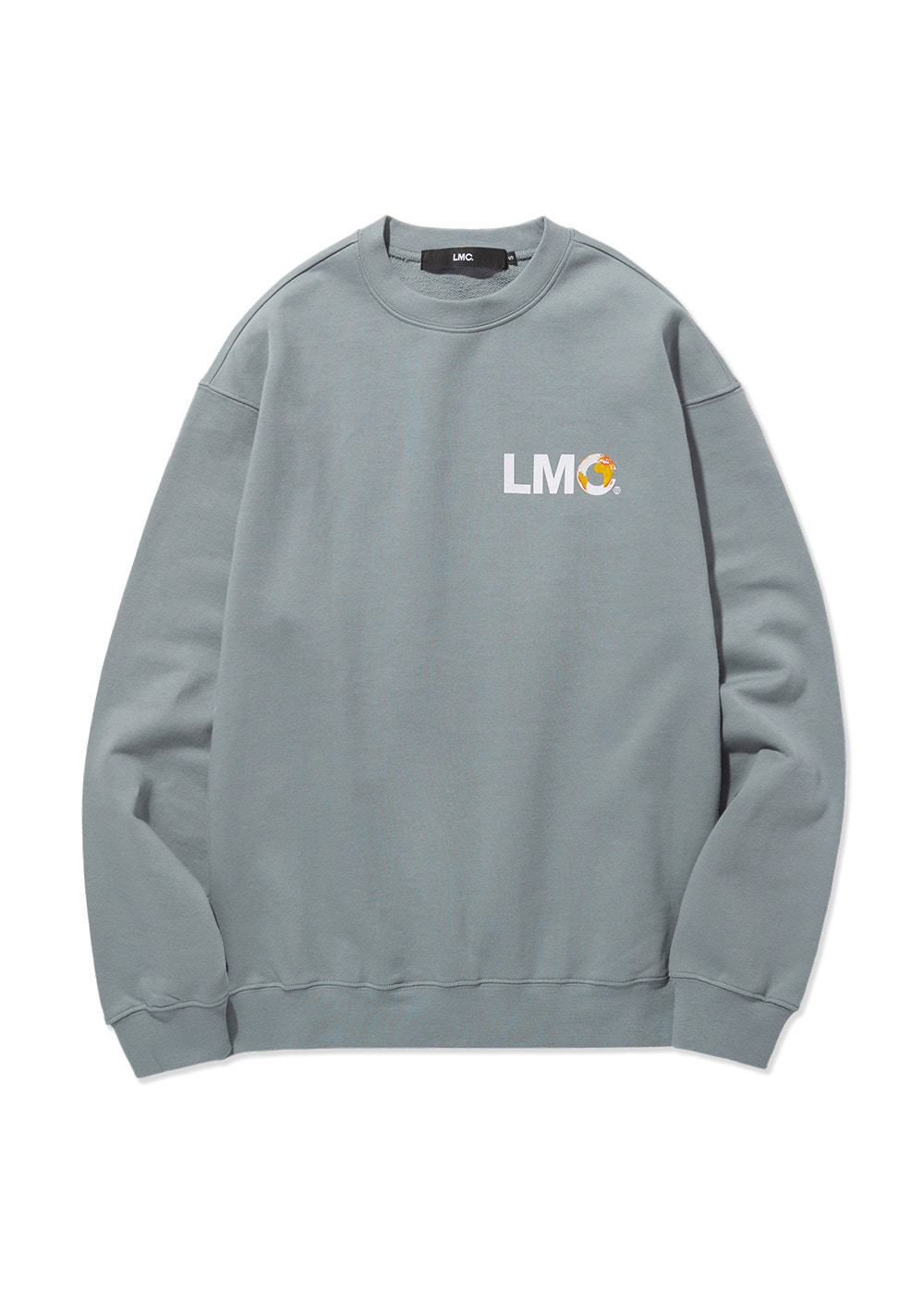 LMC FRONT EARTH SWEATSHIRT lt. olive