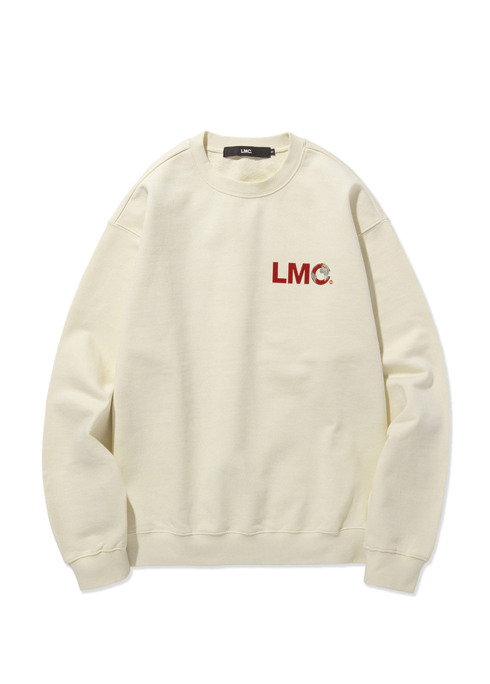 LMC FRONT EARTH SWEATSHIRT beige