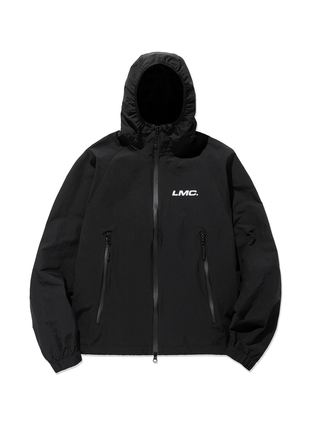 LMC LIGHT WINDBREAKER JACKET black