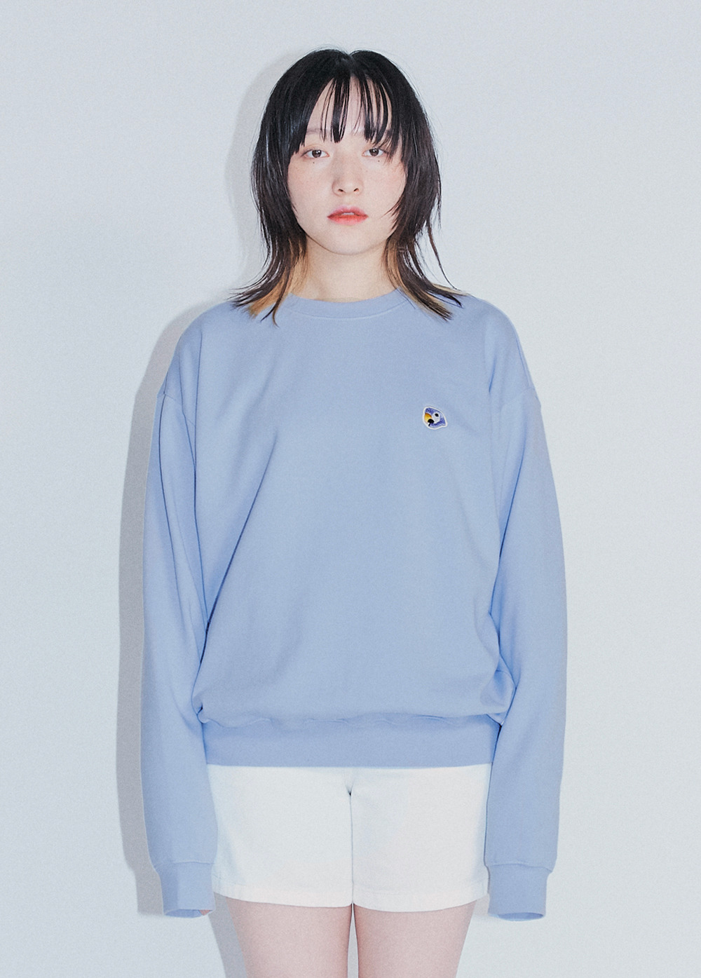 KANCO LOGO SWEATSHIRT blue