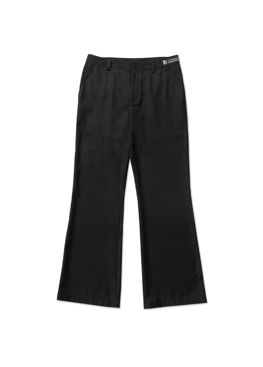 LMC GANG SUIT WIDE REG PANTS black