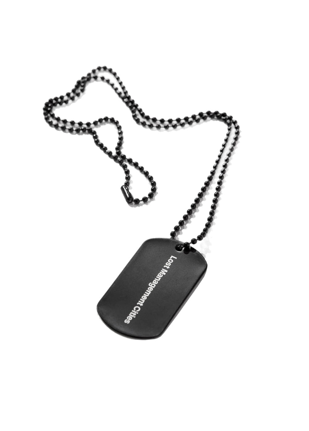 OG DOG TAG REMADE BY LMC black