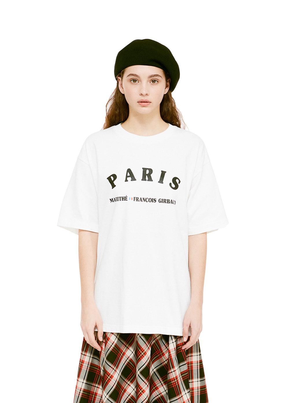 MFG CAPITALE TEE off white