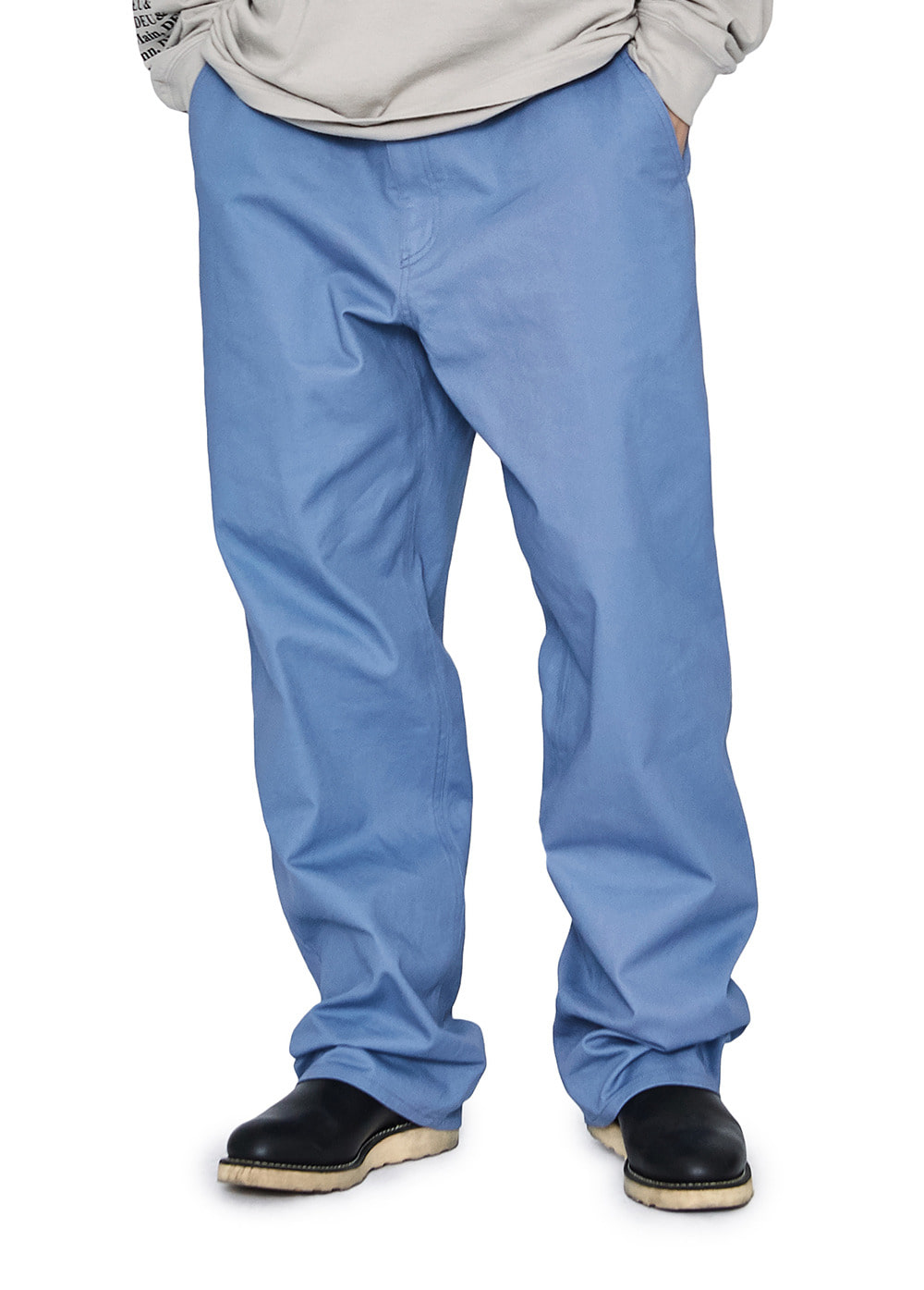 LMC BASIC FN CHINO PANTS sky blue
