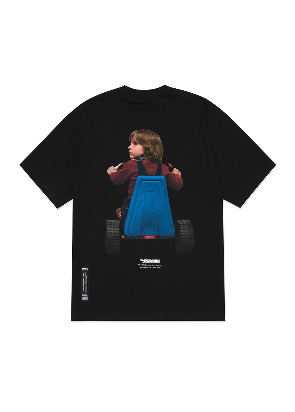 LMC│THE SHINING DANNY TEE black