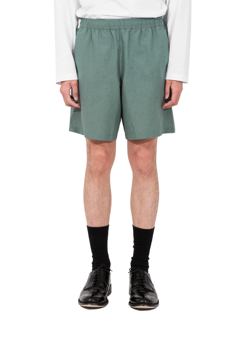 TWISTED EASY SHORTS mint