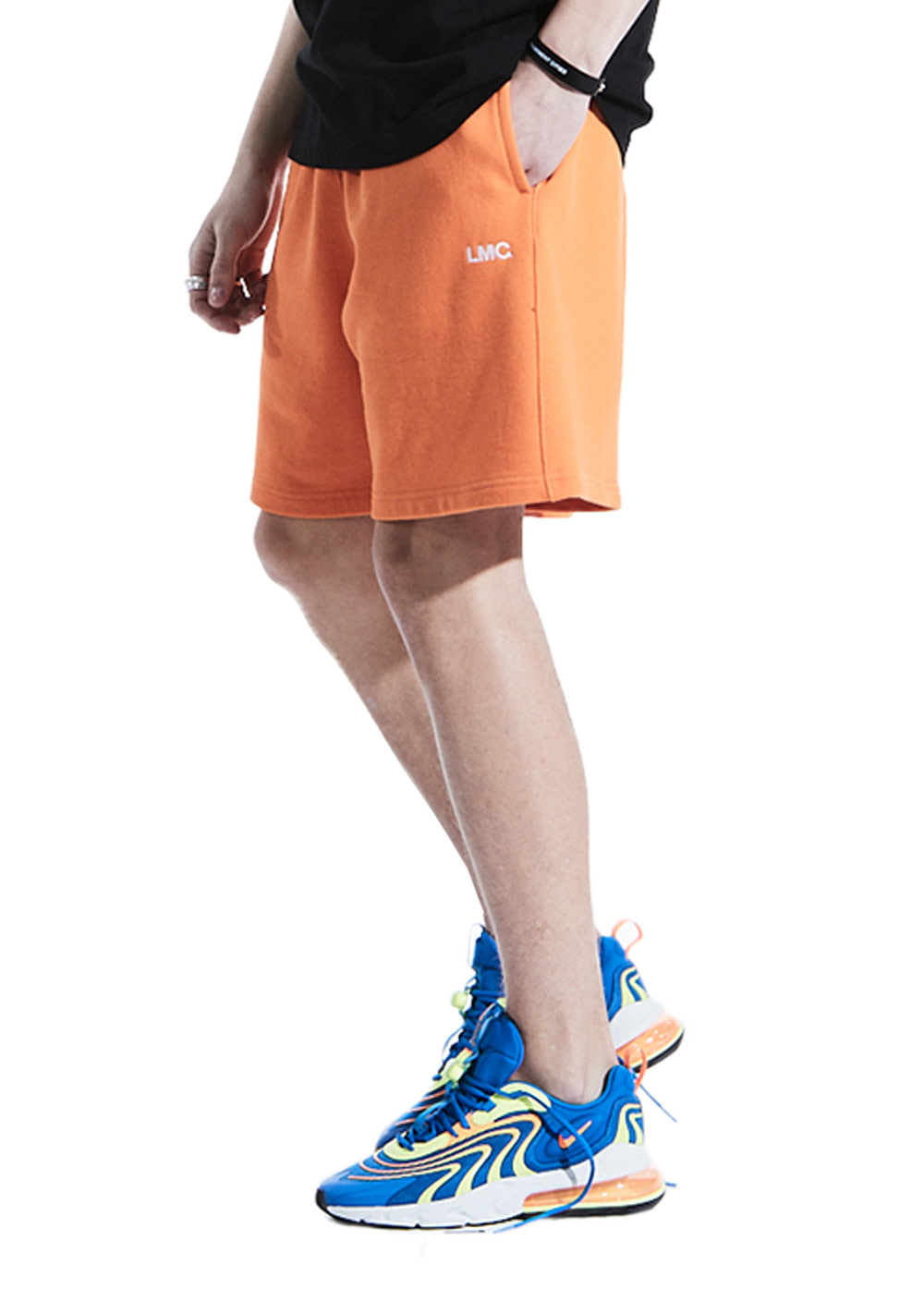 LMC OG SWEAT SHORTS orange
