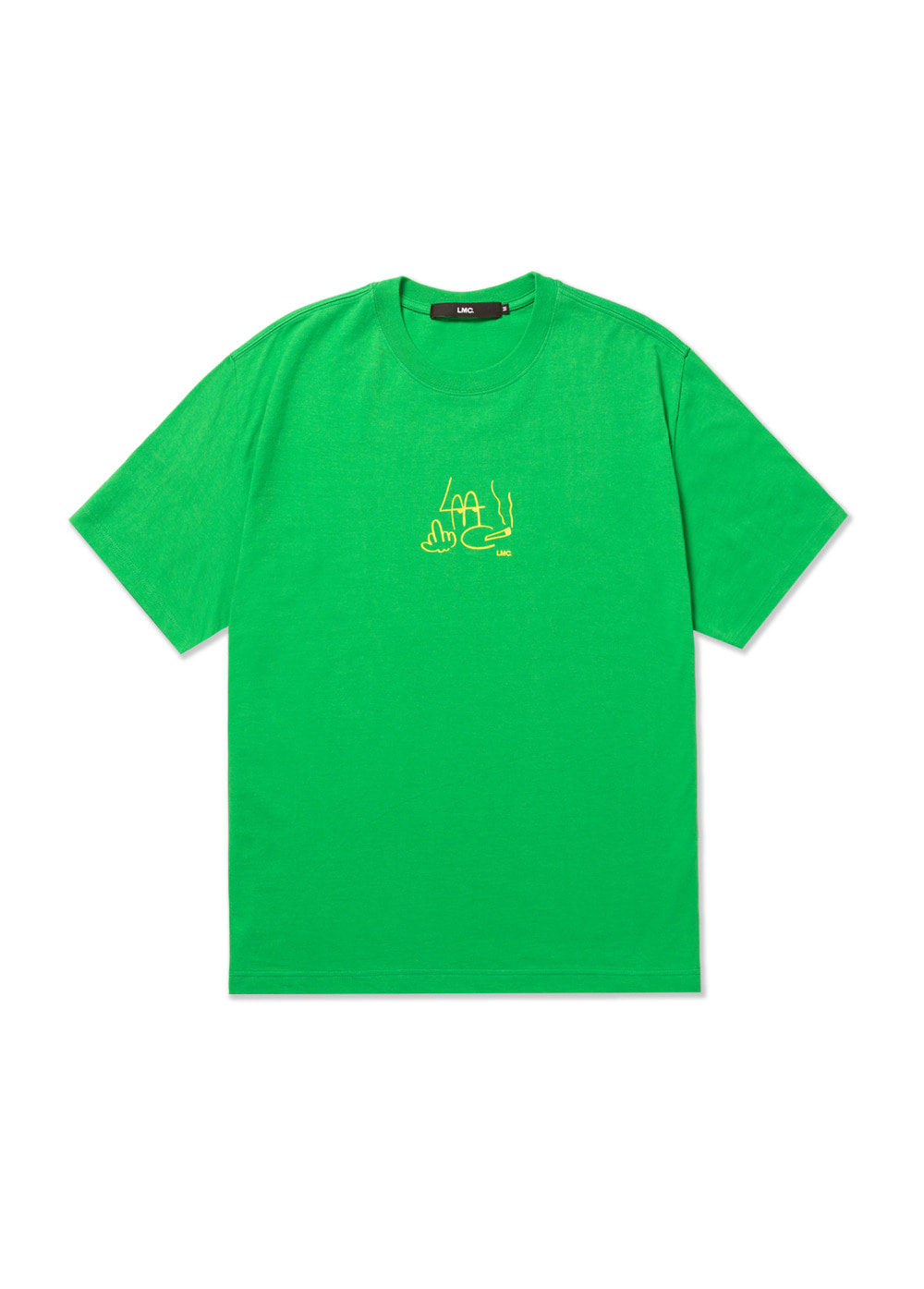 LMC SMOKING TEE green