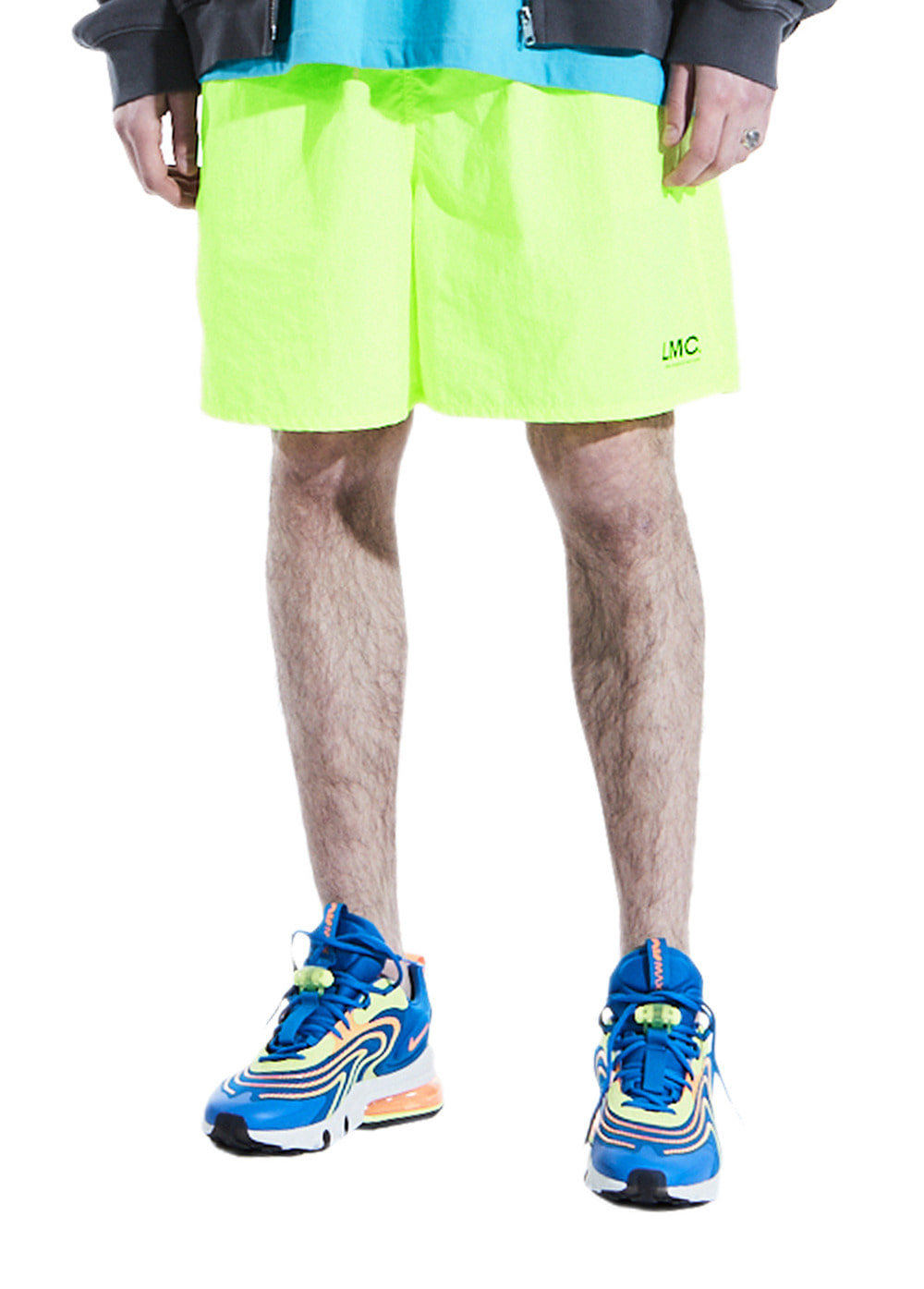 LMC ASSOCIATION TEAM SHORTS lime