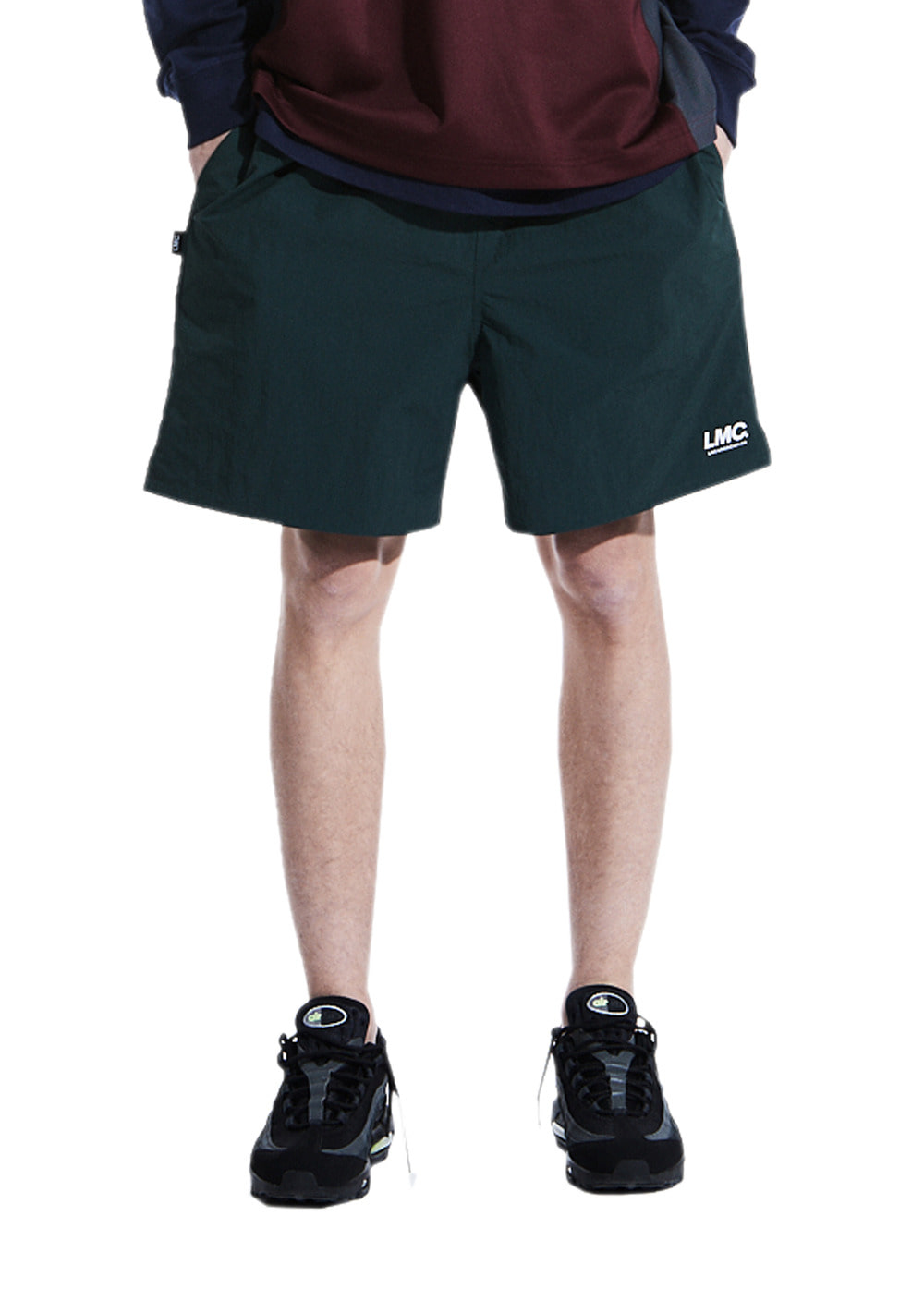 LMC ASSOCIATION TEAM SHORTS dark green