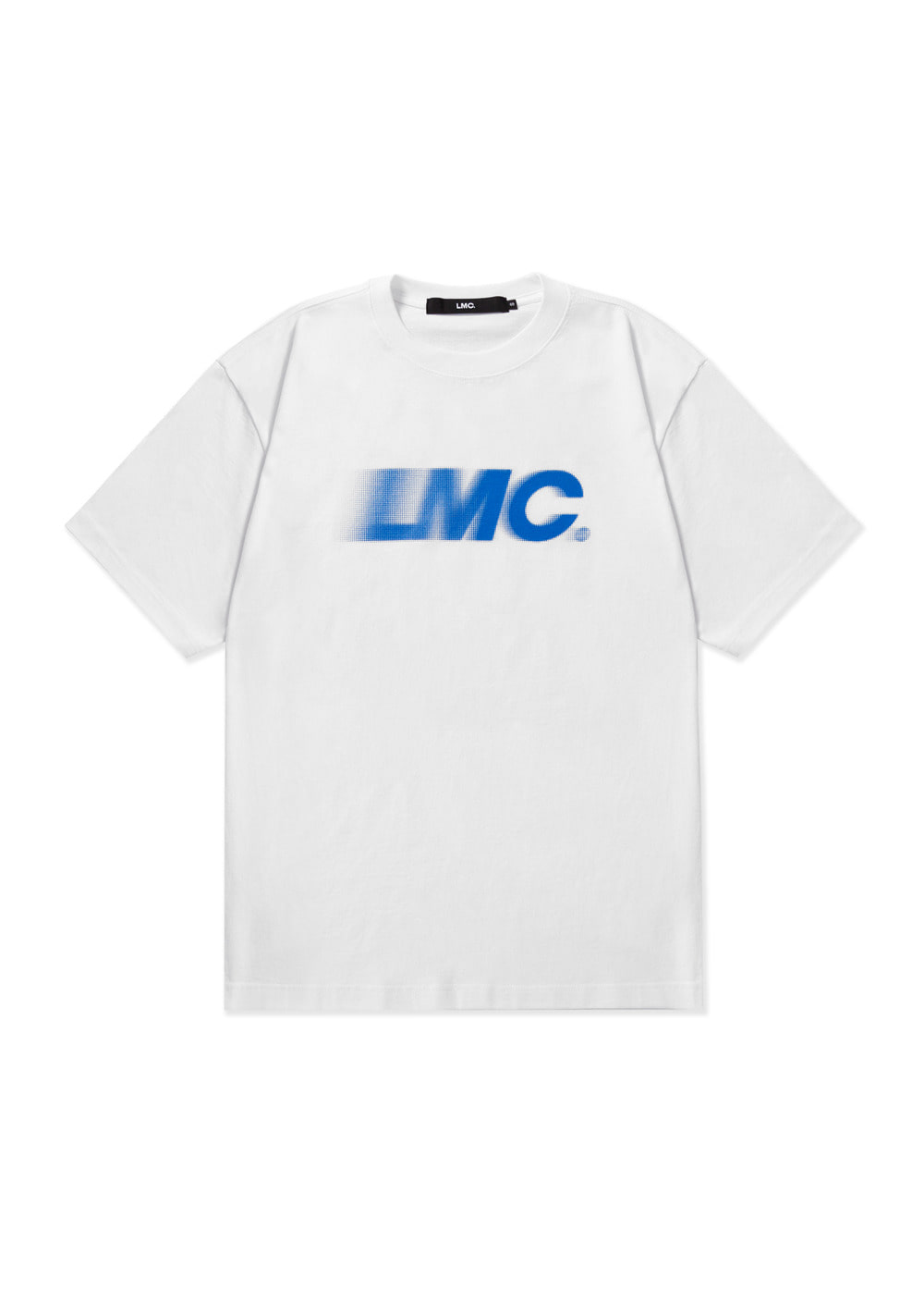 LMC 5th ANNIV RETRO MOVING OG TEE white