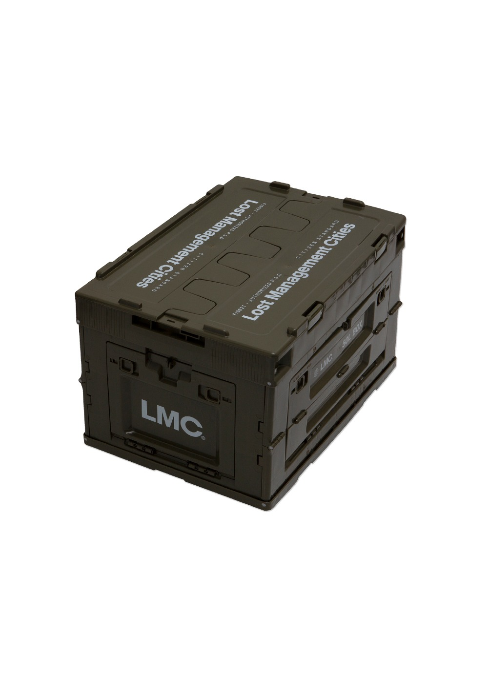 LMC CONTAINER 50L olive