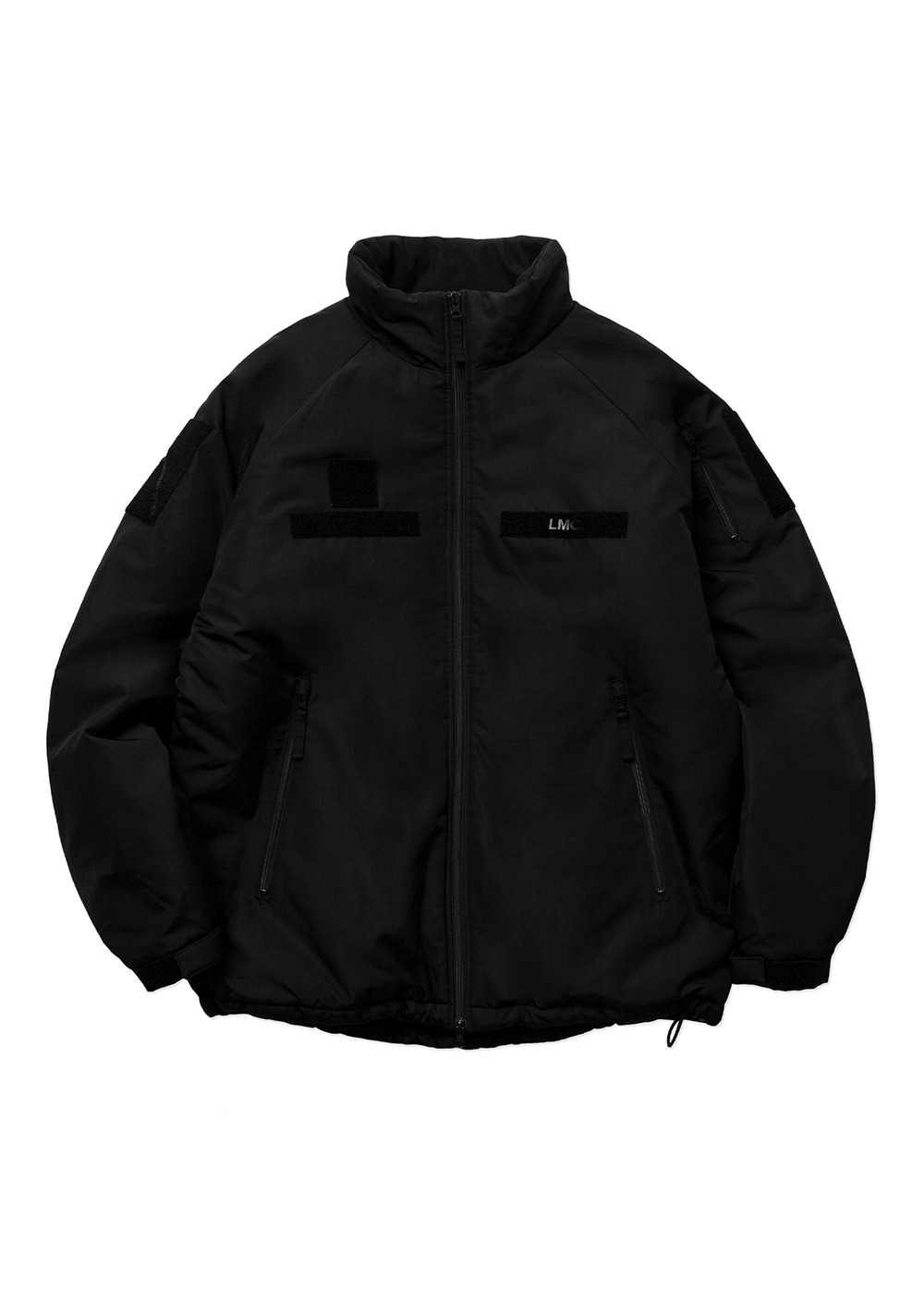 LMC LEVEL7 THINSULATE PARKA black