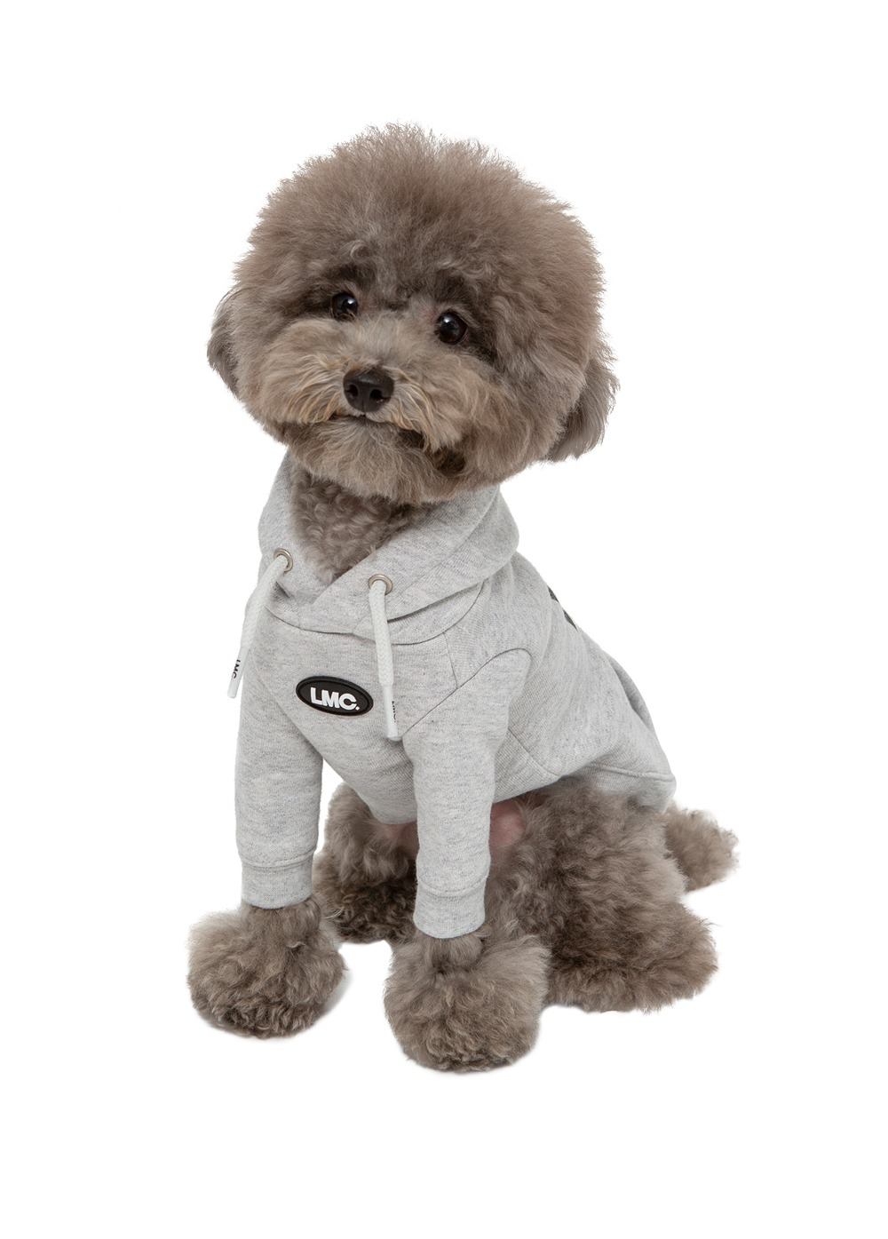 LMC OG DOG HOODIE heather gray