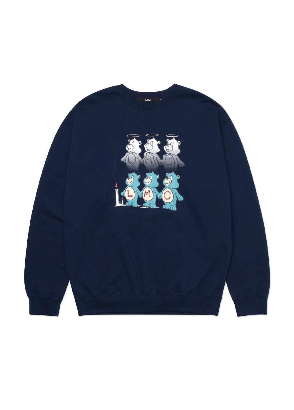 LMC THREE BEARS SWEATSHIRT navy