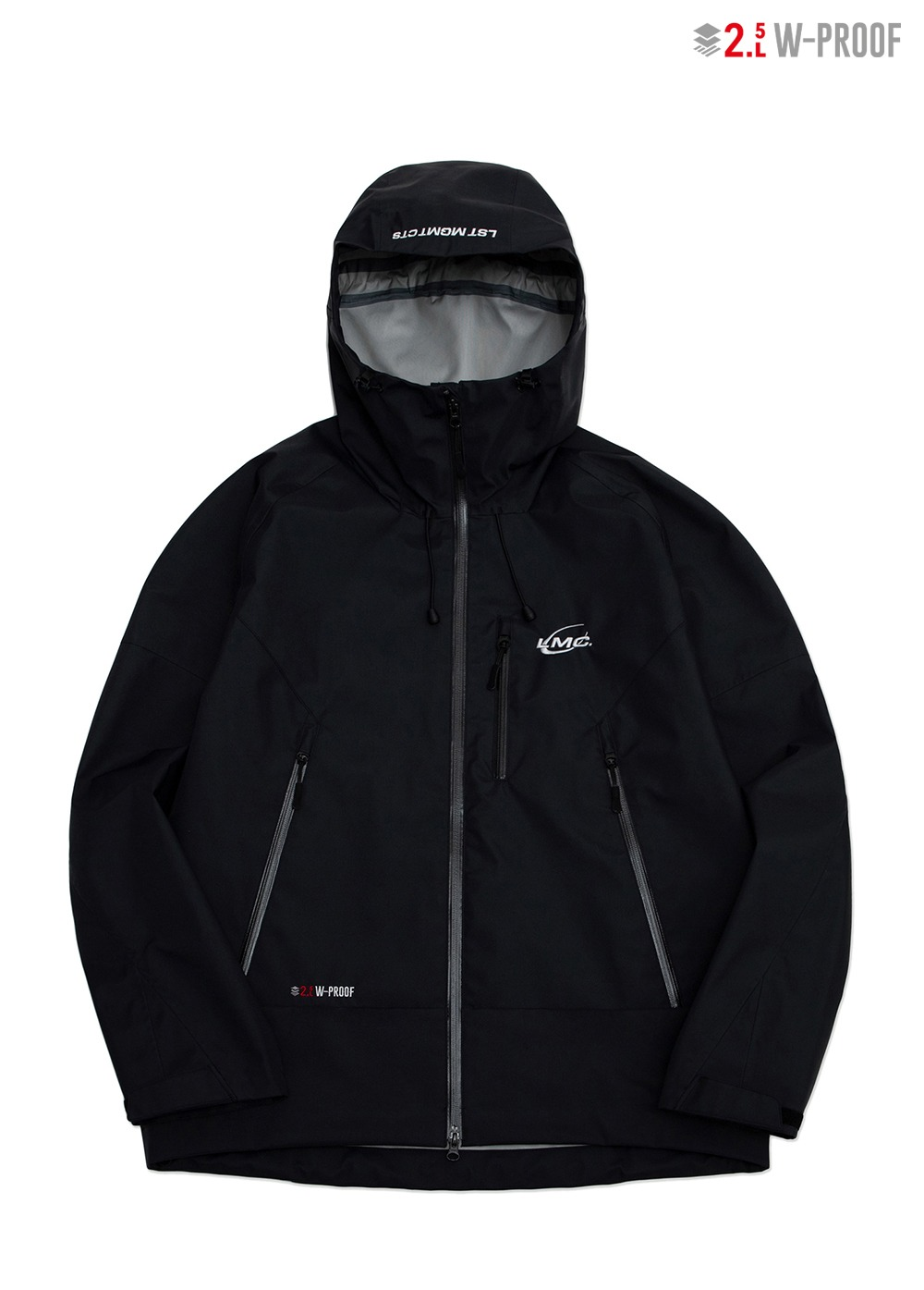 LMC WATERPROOF SHIELD JACKET black
