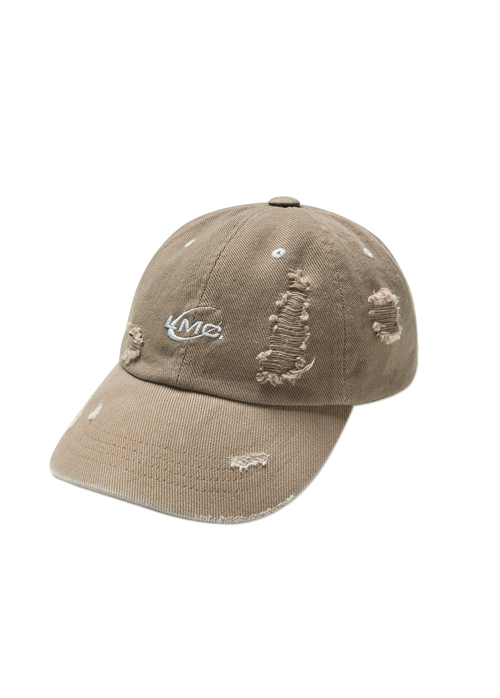 LMC SHREDDED PLANET 6 PANEL CAP beige