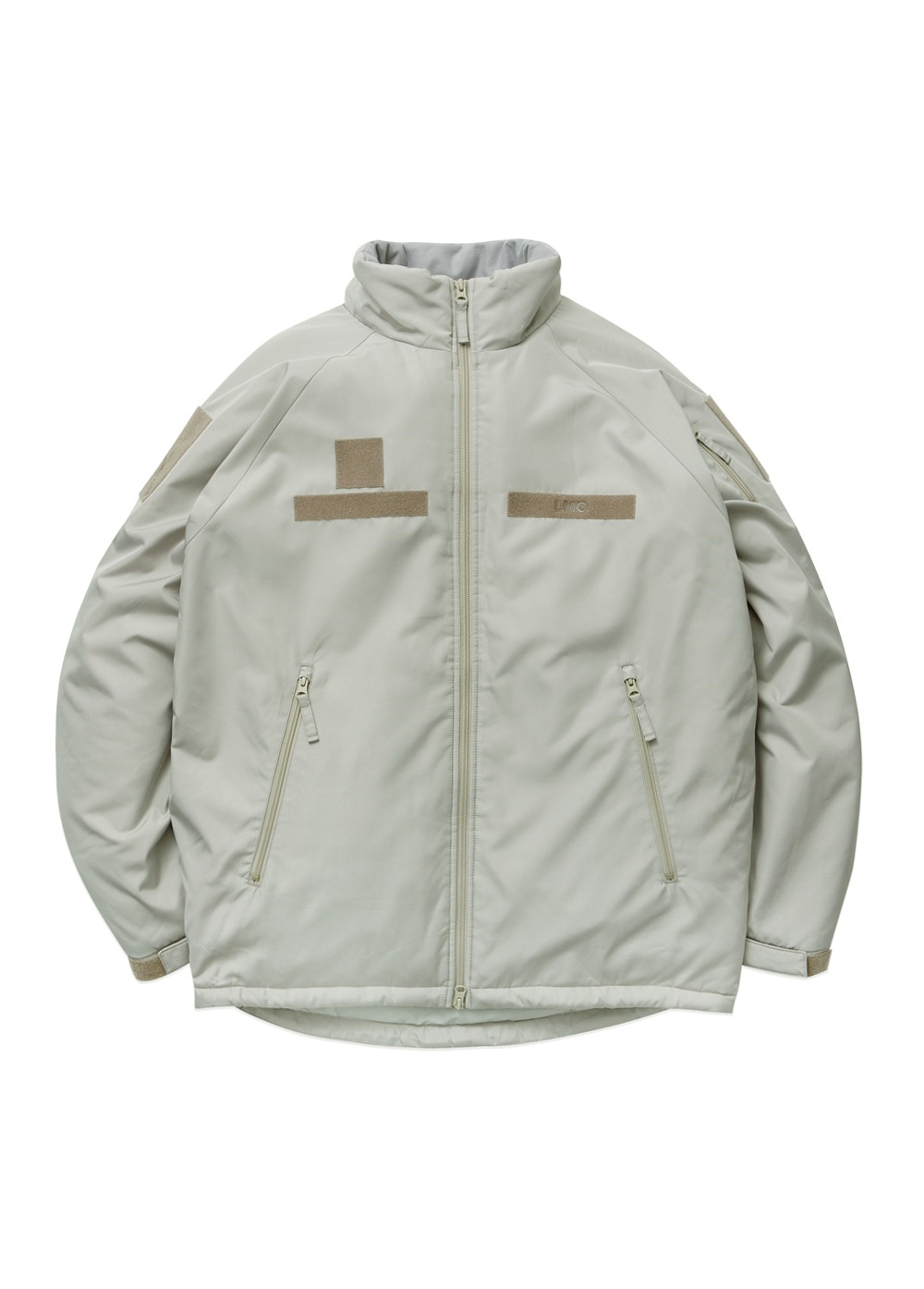 LMC LEVEL7 THINSULATE PARKA beige