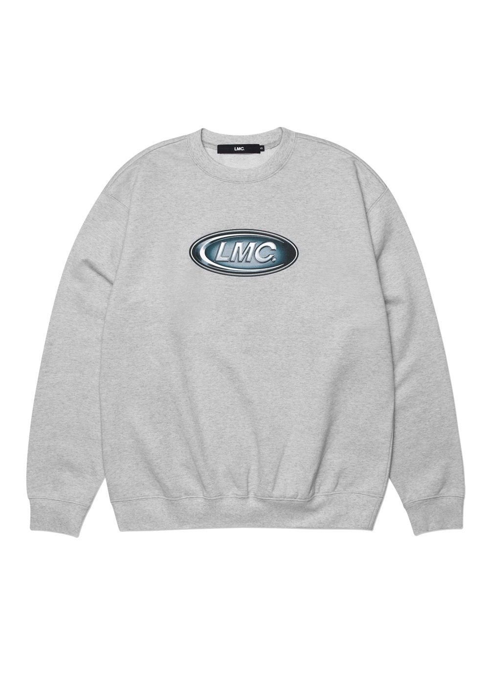 LMC CONVEX CO SWEATSHIRT heather gray