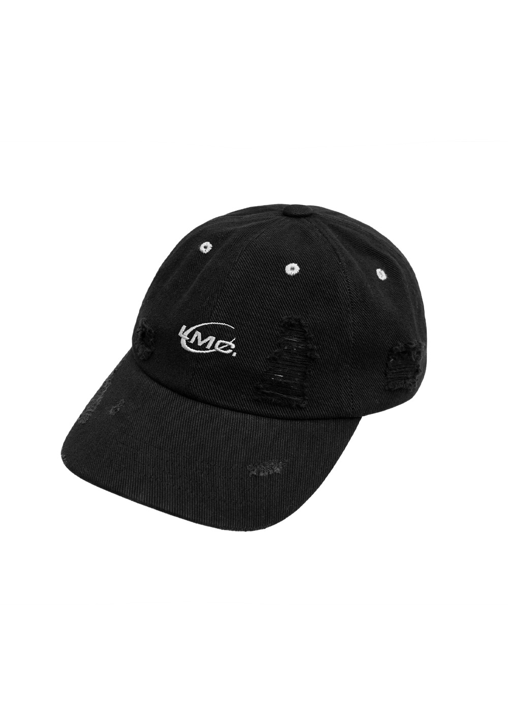 LMC SHREDDED PLANET 6 PANEL CAP black