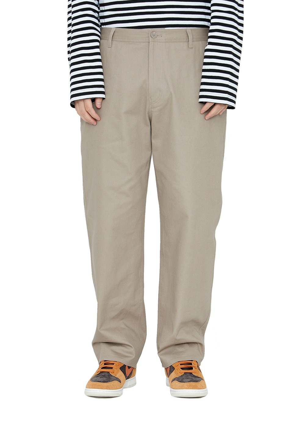 LMC DESCRIPTION WORK PANTS beige