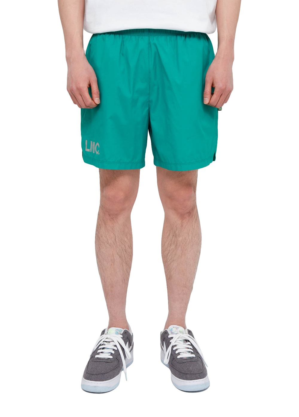 LMC ACTIVE GEAR SPORTS SHORTS teal