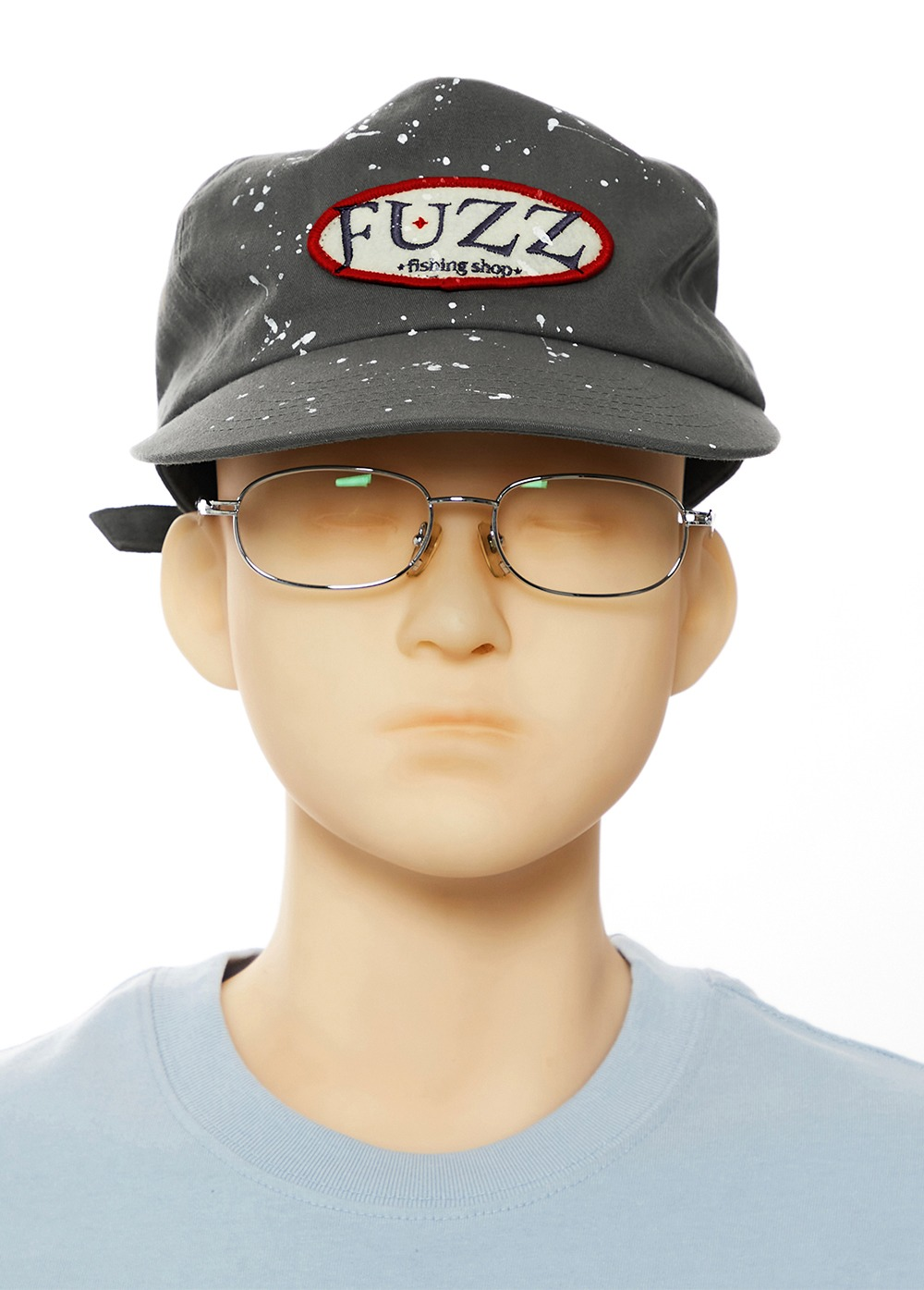FUZZ FISHING SHOP CAP charcoal