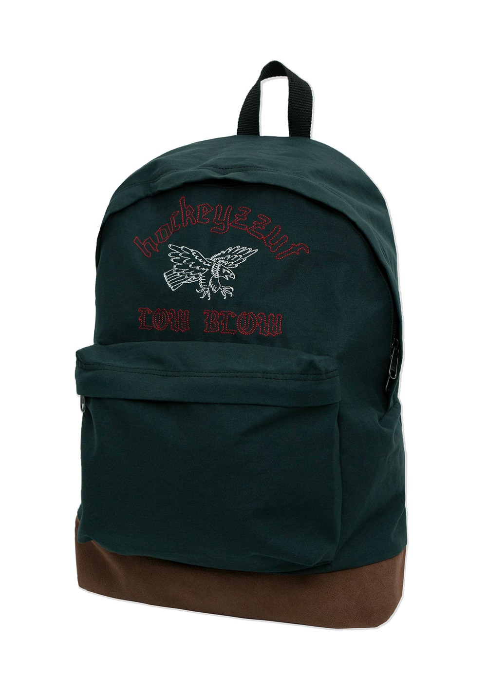 FUZZ X HOCKEY STICK CHOP DAY PACK dark green