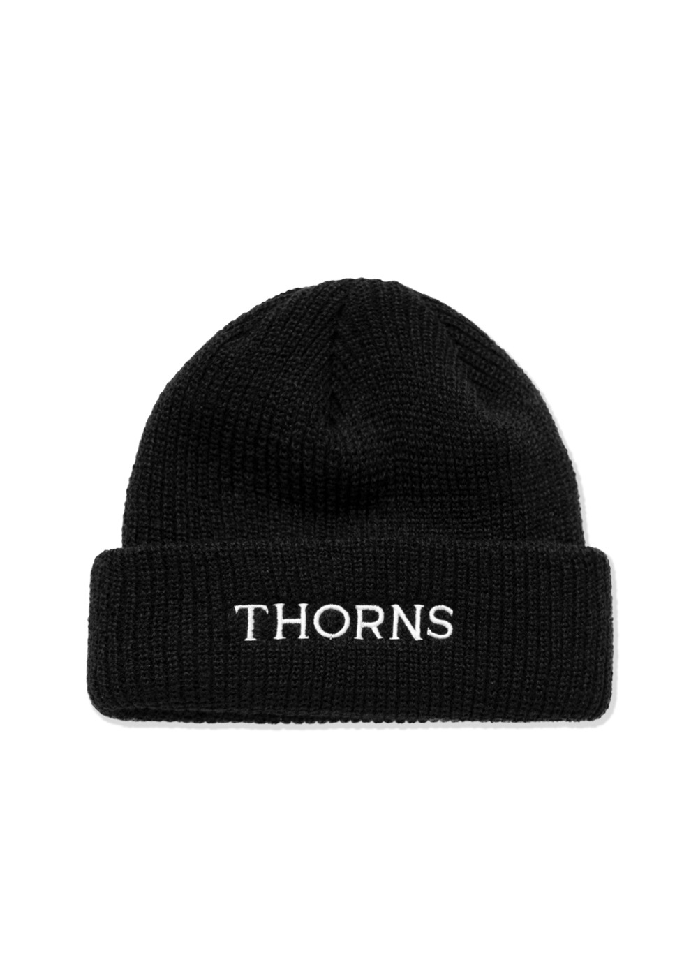 LMC THORNS SHORT BEANIE black